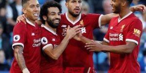 مباراة ليفربول وبورنموث