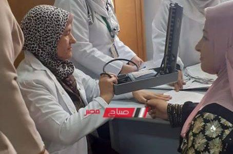 مدير الرقابه في دمنهور يتفقد المستشفيات والوحدات الصحية بالمدينة