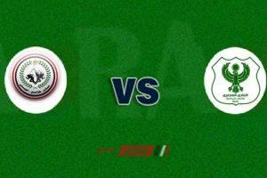 الدوري المصري نتيجة مباراة المصري وطلائع الجيش
