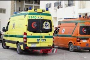 نقل 11 طالبة إلى المستشفى بعد اختناقهم بسبب حرق القمامة