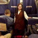 حكاية أول مضيفة طيران من أصحاب متلازمة داون