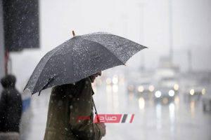 الأرصاد الجوية تحسن تدريجي فى حالة الطقس غداً والأمطار تصل اليوم مدن القناة