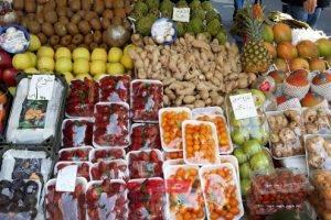 المانجو البلدي تسجل 10 جنيهات في سوق الجملة اليوم