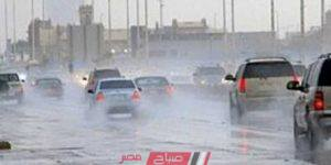 أمطار غزيرة تضرب مطروح والمحافظ يعلن حالة الطوارئ بسبب الطقس السيء