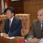 اتحاد الغرف التجارية يبحث زيادة العلاقات الاقتصادية المصرية الصينيىة
