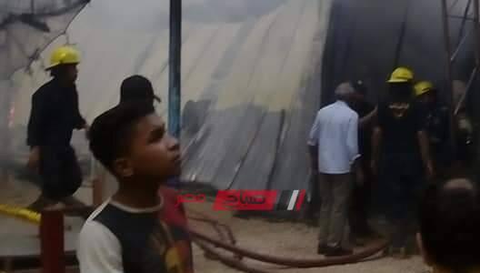 التفاصيل كاملة بشأن سماع دوي انفجار ونشوب حريق بمنطقة التجمع الخامس