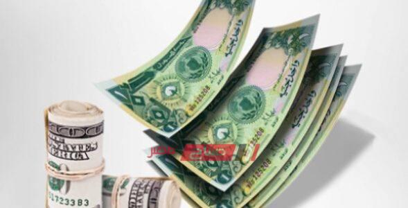 سعر الدولار الأمريكي أمام الجنيه السوداني اليوم الأحد 1-12-2019
