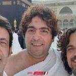 سعد الصغير ينشر فيديو عبر أنستجرام يدعو فيه لـ شعبان عبد الرحيم من أمام الكعبة