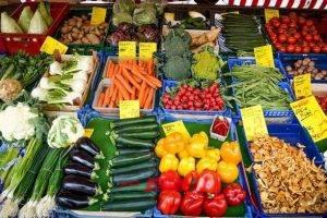 ارتفاع أسعار الخضراوات في سوق الجملة اليوم