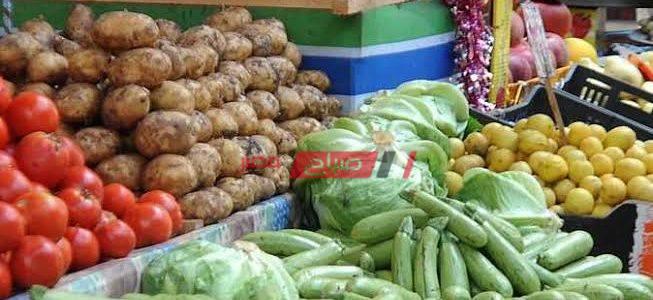تعرف على أسعار الخضار في سوق العبور اليوم الخميس