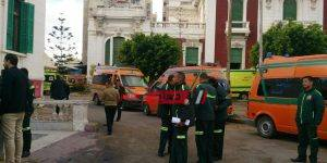 إصابة 6 طالبات بالتسمم