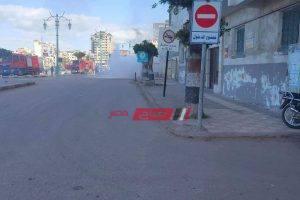 مصدر امني ينفي وجود إصابات جراء حادث احتراق سيارة في دمياط
