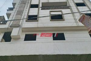إيقاف أعمال بناء مخالف في حى وسط في الإسكندرية