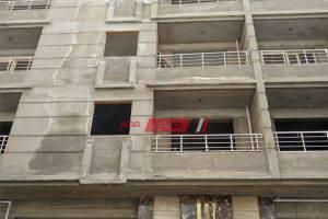 إيقاف أعمال بناء مخالف في منطقة سيدي بشر