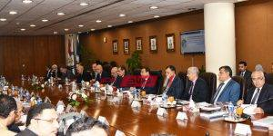 اعتماد الموازنات التخطيطية لشركتي التعاون ومصر للبترول