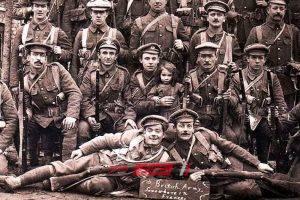 خفايا الحياة السياسية للحرب العالمية الأولى