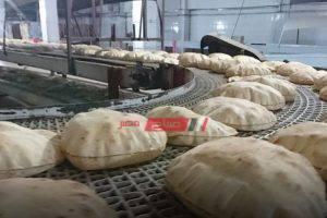 الخبز مجاناً في دمياط بمناسبة احتفالات عيد الشرطة