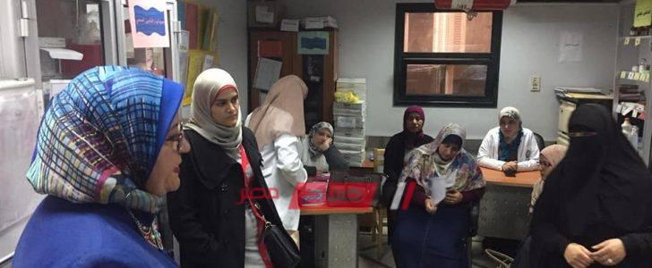 ختام دورة سلامة المريض في دمياط وتدريب 30 طبيب وصيدلي وممرضة