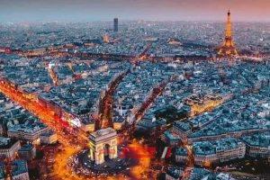 باريس عاصمة الأناقة مدينة ولدت في أحضان الجمال