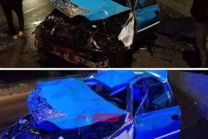 مصدر طبي: استقرار حالة المصابين في حادث تاكسي دمياط الجديدة