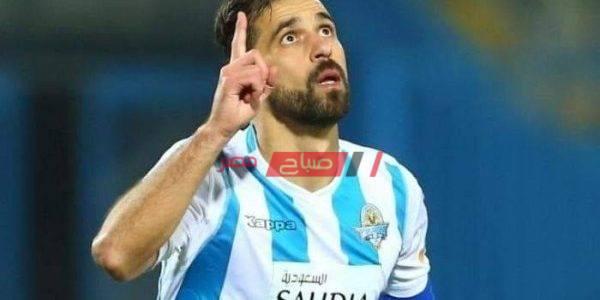 الزمالك يكشف حقيقة التعاقد مع عبدالله السعيد