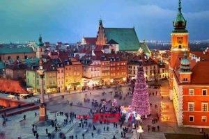 وارسو من المعسكر الاشتراكي إلى مركز قيادة الإعلام الأوروبي