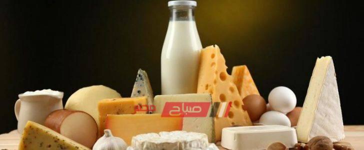 تباين أسعار الألبان ومنتجاتها في محافظات مصر اليوم