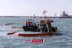 تداول 47 سفينة حاويات وبضائع عامة عبر ميناء دمياط خلال الـ 24 ساعة الماضية