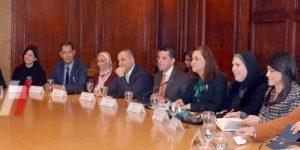 ترتيبات المشاركة المصرية في معرض أكسبو دبي