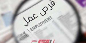 مؤسسات حكومية وخاصة وبنوك مختلفة تعلن عن فرص عمل - الشروط وآخر موعد للتقديم