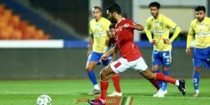 مباراة الأهلي وطنطا الدوري المصري