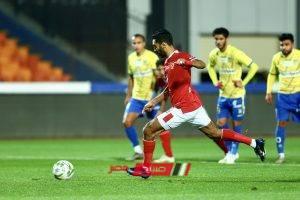 نتيجة مباراة الأهلي وطنطا الدوري المصري