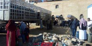 إنفراج أزمة أسطوانات البوتاجاز بمطروح