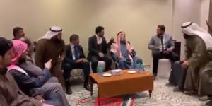 فيديو يرصد لحظة وفاة الداعية الفلسطيني أبو خطاب محمود عبد الباقي - نطق الشهادة ولفظ أنفاسه الأخيرة