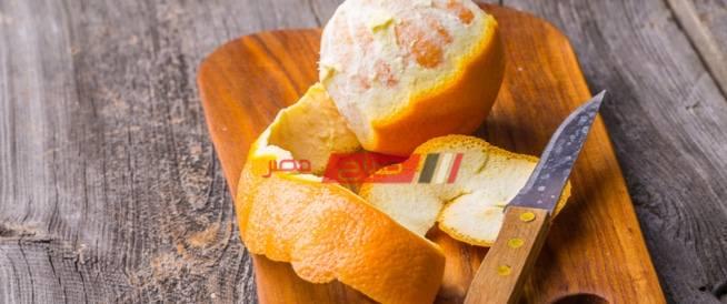 فوائد مذهلة لـ قشر البرتقال – تعرفي عليها