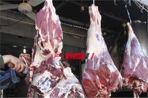 95 جنيهًا سعر كيلو اللحوم في المنافذ و 85 جنيهًا في المجمعات