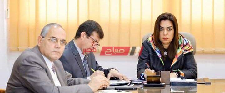 شن حملات تفتيشية بالتعاون مع الرقابة الإدارية ومحافظ دمياط تقرر إحالة المخالفين الى التحقيق