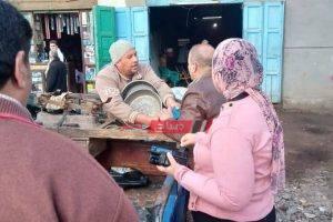 شن حملة مكبرة للقضاء على مكبرات الصوت وتنظيم حركة سير التوك توك بدمياط