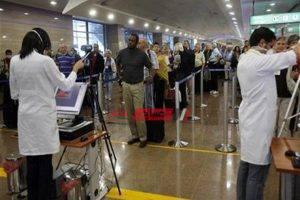 الحجر الصحى بمطار القاهرة يعزل عدد من الركاب صباح اليوم