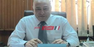 الدكتور علاء عثمان وكيل وزارة الصحة بالإسكندرية