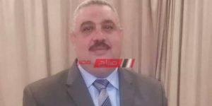 العقيد علي عامر رئيس قسم مكافحة المخدرات