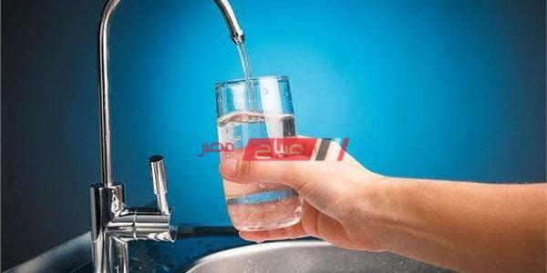 انقطاع مياه الشرب عن بنها 8 ساعات يوم الأربعاء المقبل