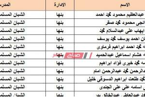 بالإسم ورقم الجلوس نتيجة الشهادة الاعدادية محافظة القليوبية الترم الأول 2020