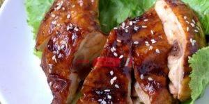 تتبيلة الدجاج التايلندية