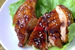 طريقة عمل تتبيلة الدجاج التايلندية