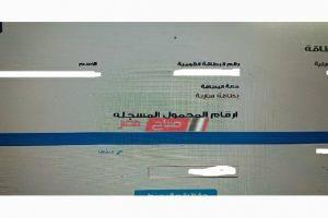 سجل موبايلك الان – أسهل طريقة  لتحديث بيانات بطاقة التموين وإضافة رقم الهاتف على موقع دعم مصر