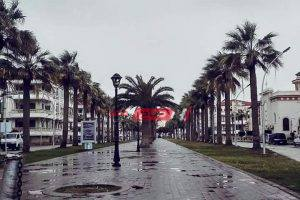 تعرف على طقس دمياط اليوم الثلاثاء 25-2-2020 وتوقعات باستمرار سقوط الأمطار
