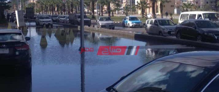 أمطار ورياح نشطة على كل أنحاء دمياط تعرف على حالة طقس غدا الخميس