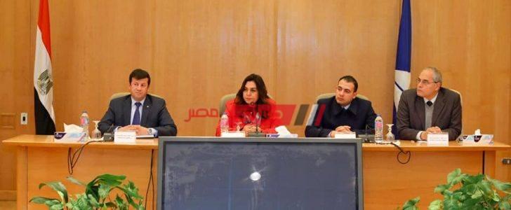 أزمة جديدة بين مدرسة فنية وزخرفية في دمياط بسبب تجديد المبنى