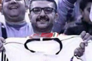 بالصور جماهير الأهلي الغاضبة تهاجم مسعد الكيكي بسبب صورة شيكابالا الجنسية